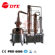 alcohol copper distiller/distill equipment for vodka