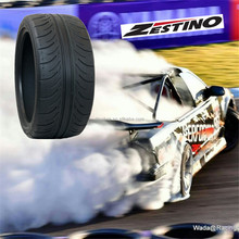 Zestino color smoke tires 245/40r17 colorful drift racing tyre