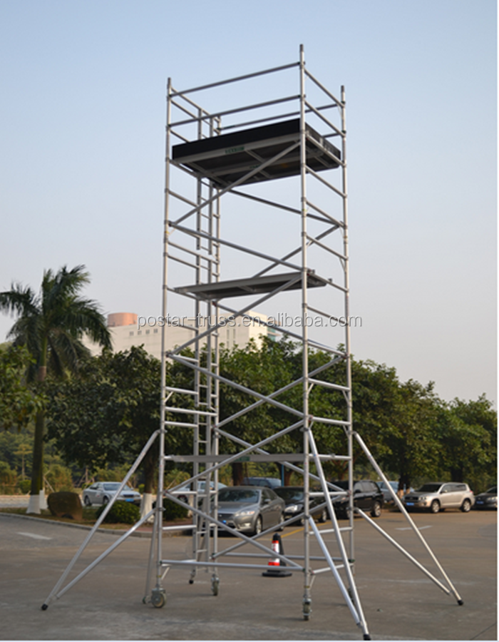 Aluminum Stair Scaffolding, Aluminum Stair Scaffolding Suppliers And  Manufacturers At Alibaba.com
