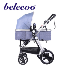 2017 best selling baby stroller pram wholesale / city select see baby stroller for kid / 3 in 1 baby stroller for Toddler
