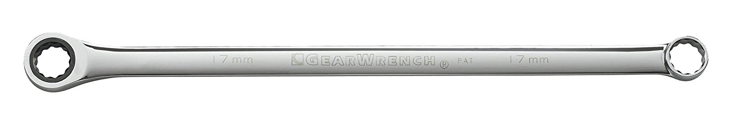 GearWrench 85917 XL 17mm GearBox Ratcheting Wrench