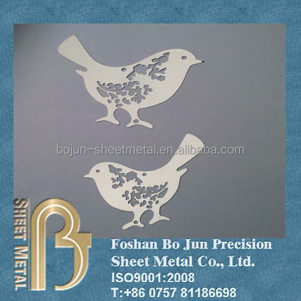 Laser Cut Stainless Steel And Aluminum Precise Metal Cutting Service