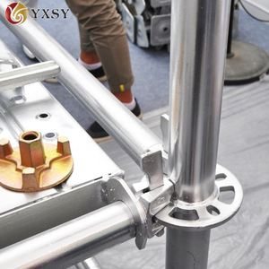 parts of ringlock scaffolding tripod