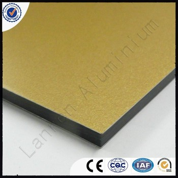 3mm 4mm Acp Decorative Wall Paneling High Quality Nano Aluminium ...