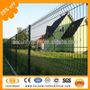Hot dip community metal garden fence,decorative security metal garden fence,china pvc garden folding fence