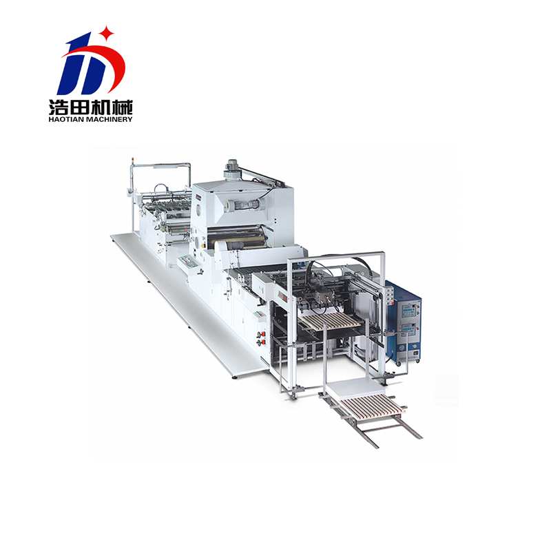 Factory Direct Sales Film packaging laminating machine 11in x 14in in South America