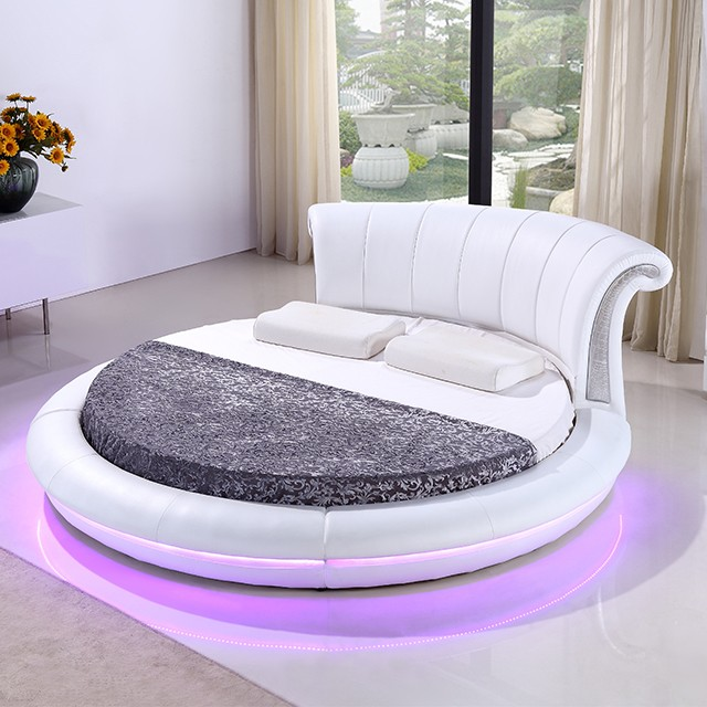 Modern Discount Bedroom Furniture: Cheap Used Bedroom Furniture Modern Round Bed Designs