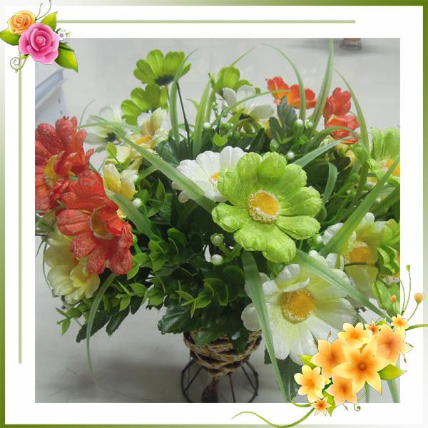 Decorative Artificial White Flowers-mogra Gajra