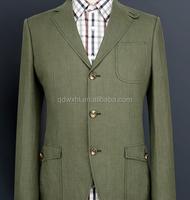 Custom Made to Measure grey men suit with black satin men tuxedo,BESPOKE Tailored men's