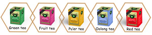Lifeworth dandelion weight loss detox oolong tea bags - 4uTea | 4uTea.com