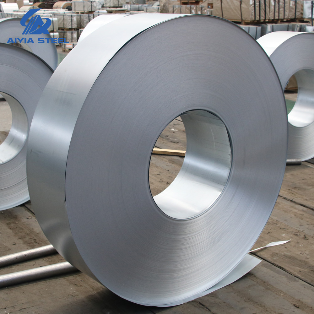 AIYIA A591, ST1203, G3313 Grade and Galvanized Surface Treatment Korea Steel (Electro Galvanized Steel Sheet)