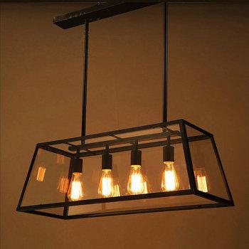 abat jour en verre r tro loft vintage pendentif lampe salle manger restaurant lumi re edison. Black Bedroom Furniture Sets. Home Design Ideas