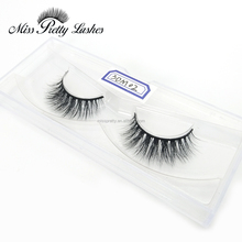 Mink Eyelashes 3D Layered Handcraft with own brand/Customized Packaging Designs wholesale