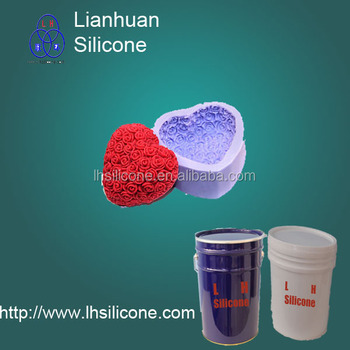good performance 2 compound liquid silicon for mold of soap