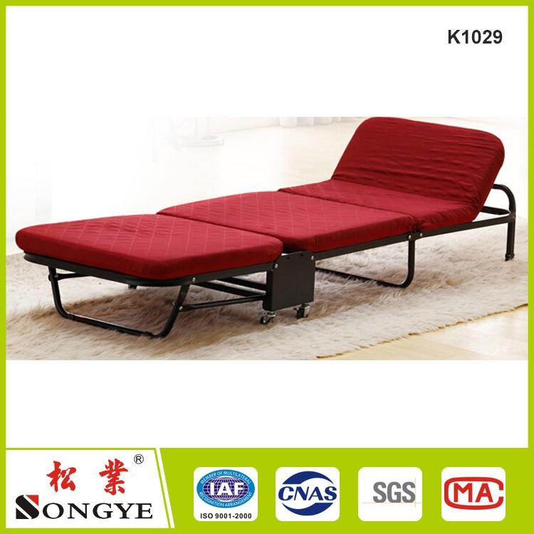 Klapp Einzigen Sitz Sofa Bett Moderne Stoff Japanische Wohnzimmer