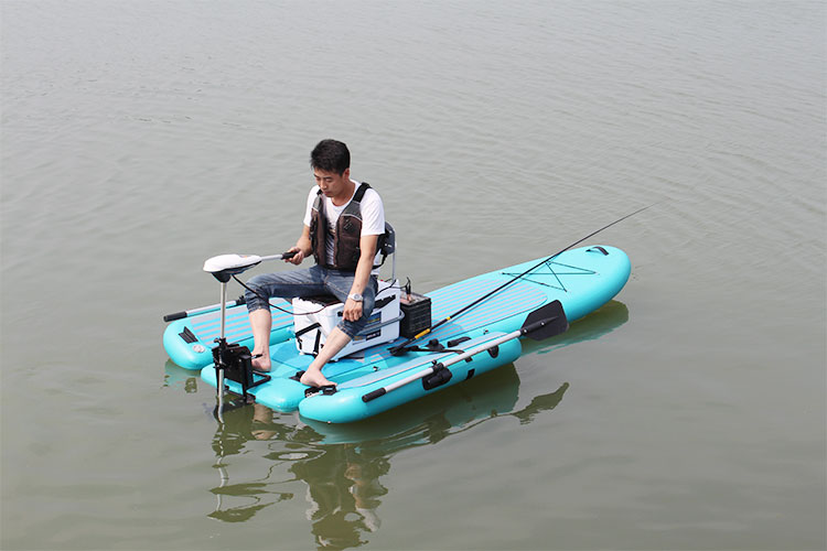 Wholesale fishing kayak recreational inflatable sup board made in China