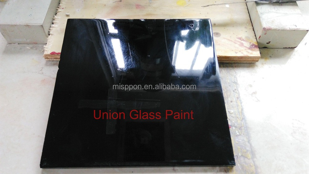 Good performance anti-scratched Colored Lacquered glass <strong>paint</strong>