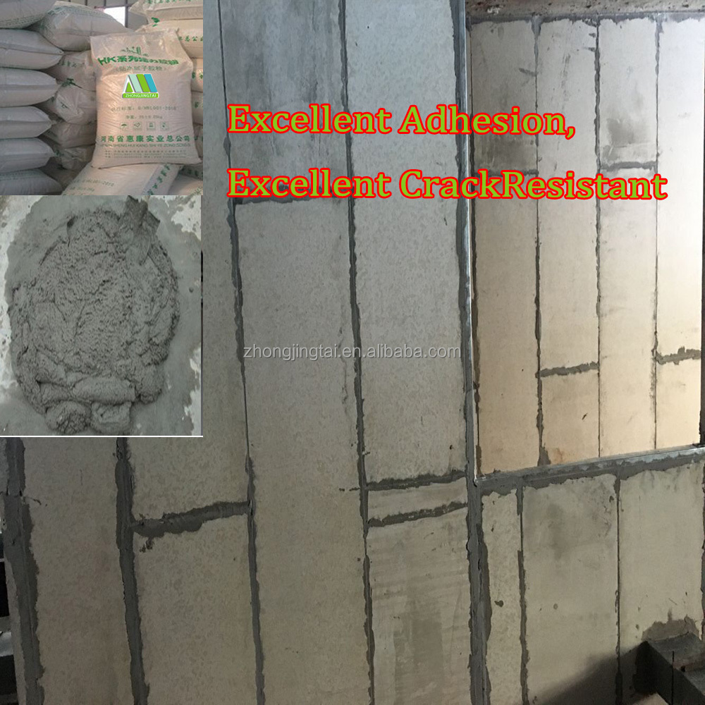 Polymer Anti-Cracking Mortar For EPS wall Panel