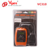 Super well VC310 OBD2 OBDII EOBD CAN Auto Scanner VC310 Code Reader & Cleaner Car Diagnostic Tool Best Discount fast shipping