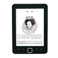 2018Hot selling E book Reader touch e-ink ebook by factoryEM7001