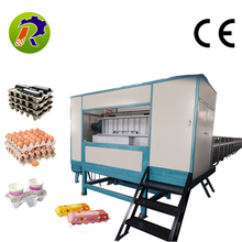 paper egg tray making machine small egg tray dryer