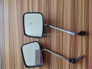 motorcycle spare parts mirrors type side view mirror WUYANG 125