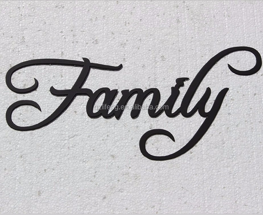 Family Wire Wall Art