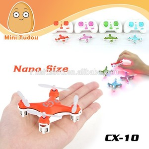 2014 New Cheerson Nano Quadcopter CX10 CX-10 Mini RC Quadcopter Hand Toy