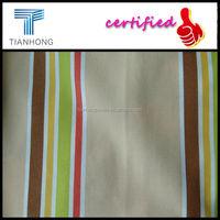Stripe Fabric For Shirt/100%Cotton Yarn Dyed Fabric/Yarn Dyed Poplin Fabric