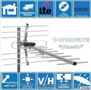 Y1013uf Lte Quot Classic Quot Modified Well Known Yagi Type