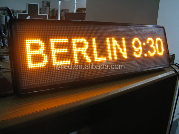 China Taxi top advertising light / led taxi roof sign / led lighted sign taxi on Alibaba