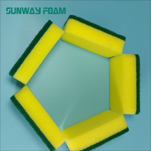 SUNWAY Import From China Melamine Pu Foam Polyurethane Sponge