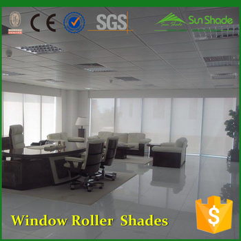 Diy blackout motorized roller blinds fabric screen buy for Motorized roller shades price