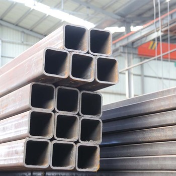 Alibaba high quality galvanized square tubing