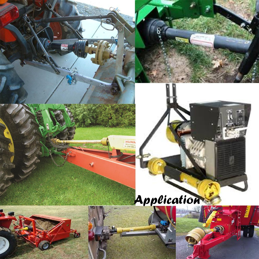 Farm Tractor Drive Shaft : Tractor cardan pto drive shaft parts prices of