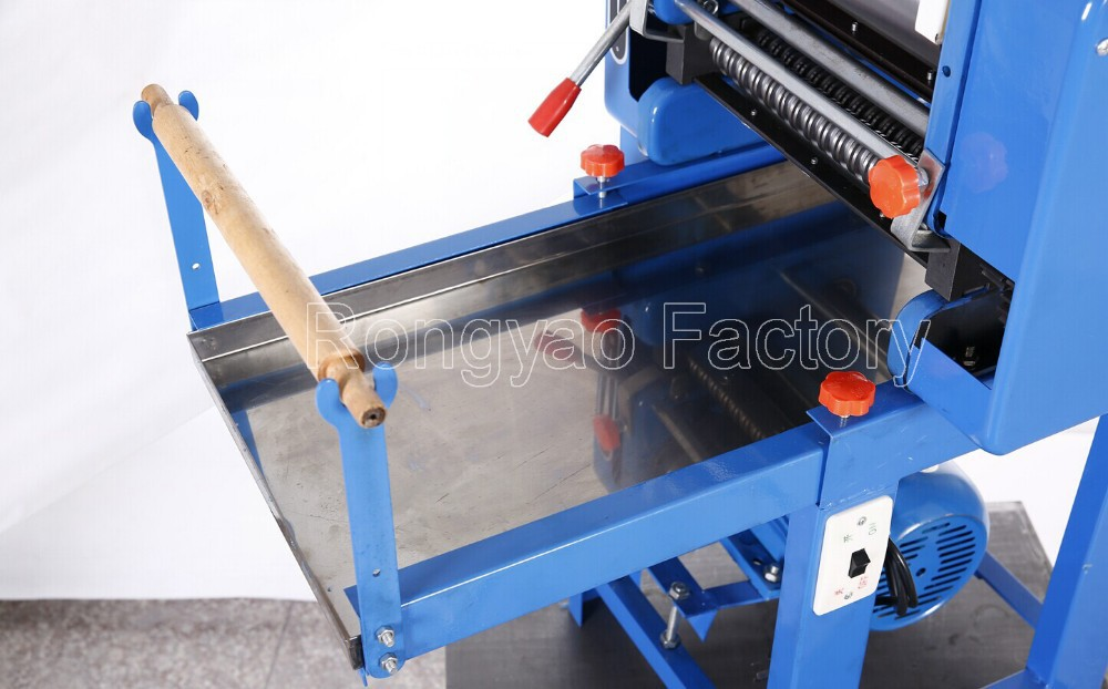Electric Vertical Commercial Multifunctional Noodle Machine for Dumpling Sheet Machine
