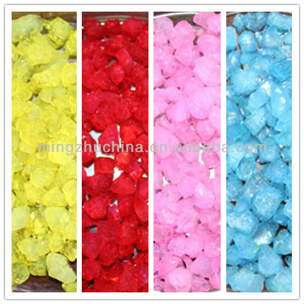 Hot!!! colorful fragrance silica gel cat sand/cat litter,kitty litter/crystal pets