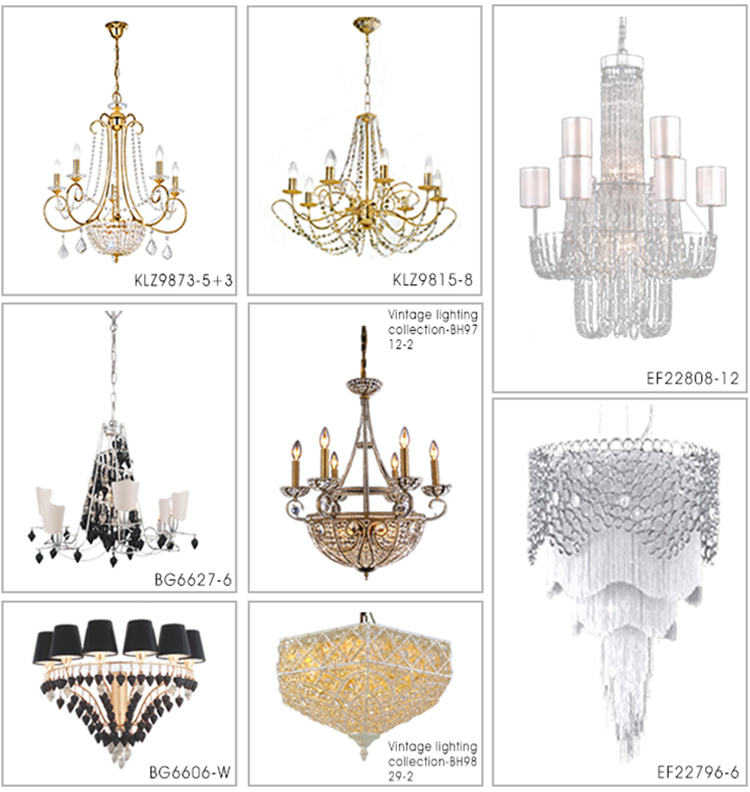 Bubble Glass Crystal Ball Chandelier