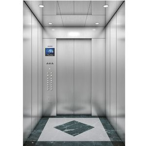 SANSHENG High Quality Elevator Cheap Passenger Lifts Elevator Small Machine Room