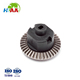 high precision nylon straight spiral bevel crown pinion gear