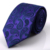 Wholesale Custom Logo Woven Paisley Fashion Polyester Business Men Neck Tie