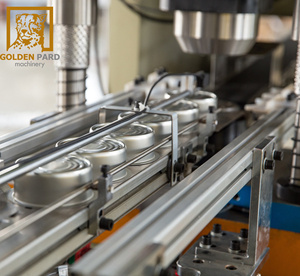 Upgrade innovative tin can making machine production line