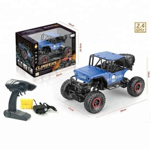 <span class=keywords><strong>RC</strong></span> 4WD 2,4g 4x4 Fahr <span class=keywords><strong>Rock</strong></span> <span class=keywords><strong>Crawler</strong></span> Auto Doppel Motoren Stick Bigfoot Autos Fernbedienung Modell Off -Road Fahrzeug Spielzeug
