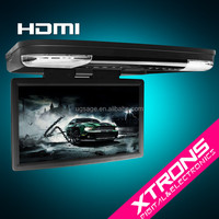 "Xtrons CR1506 15.6"" Super Definition 1080P Roof screen car dvd player with HDMI port 12V - 24V"