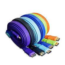 Dual Monitor VGA Splitter Y Cable 30 cm Vga 2 in 1 cavo
