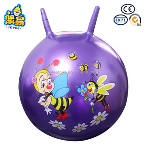 Hot sale for children inflatable space hopper jumping ball