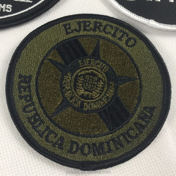 custom beautiful embroidered patches design online