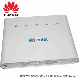 Original 150Mbps Huawei B310 B310S-518 4G LTE CPE Wireless Wifi