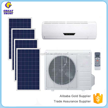 Solar Powered Portable Air Conditioner Buy 24000btu