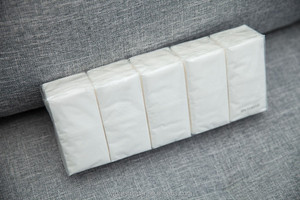 Plain Pocket Tissue
